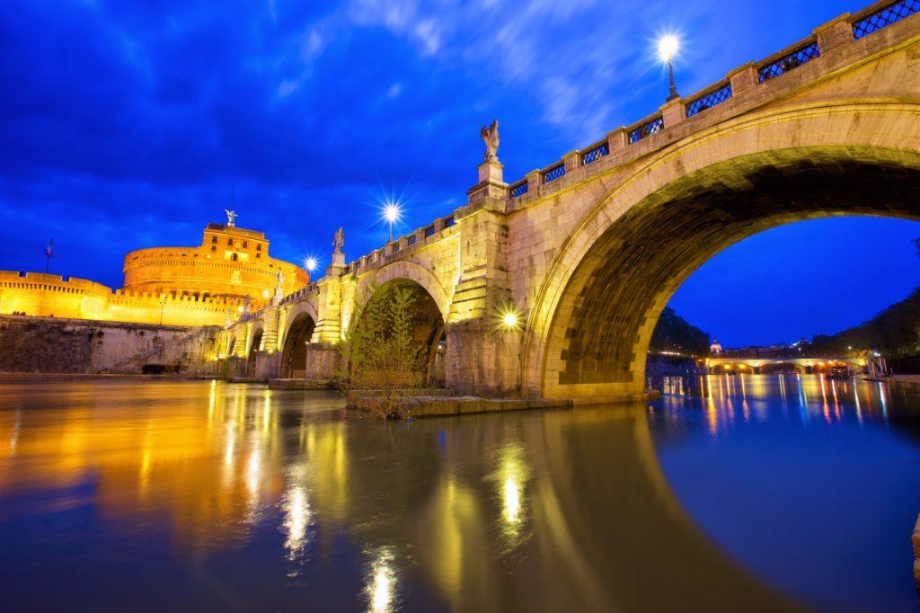 Castle Sant Angelo in Rome