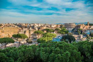 City of Rome Panorama